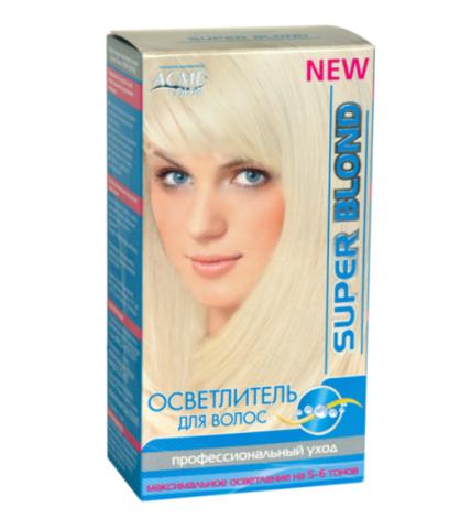 Рябина Осветлитель для волос Super Blond