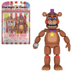 Активная фигурка Фредди (Freddy) симулятор пиццерии - Five Nights at Freddy's, Funko