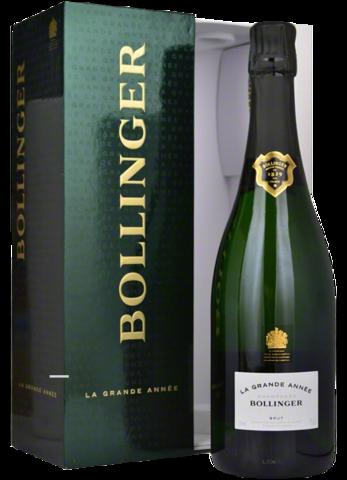 Bollinger Grande Annee Brut картон