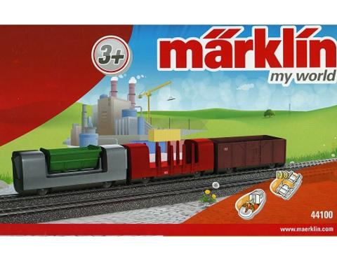 Marklin 44100 Набор из трех грузовых вагонов