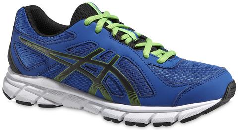 Десткие беговые кроссовки Asics Gel-Xalion 2 GS (C439N 4290) синие фото
