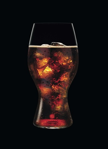 Coca-Cola Glass New