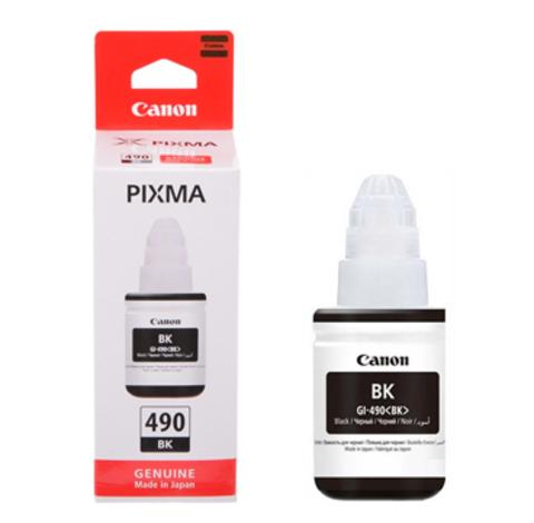 Картридж Canon GI-490 BK/0663C001