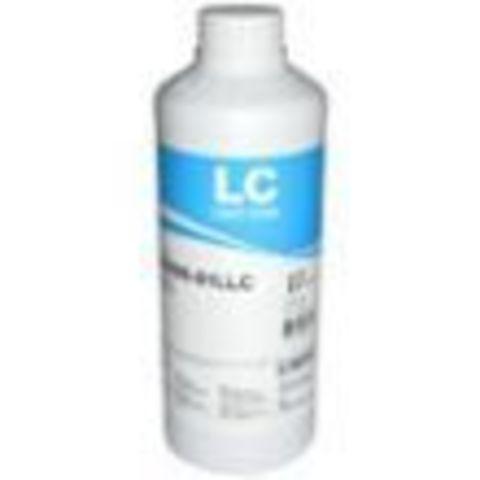 Чернила InkTec E0017 /LC light cyan (светло-голубой) Dye 1л.