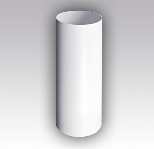 Круглое сечение (диаметр 100 мм) Воздуховод круглый 100 мм 1,0 м пластиковый 110f4558b42762faffc1456ca61a21d0.jpg