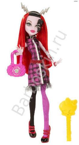 Кукла Monster High Оперетта (Operetta) - Безумный микс