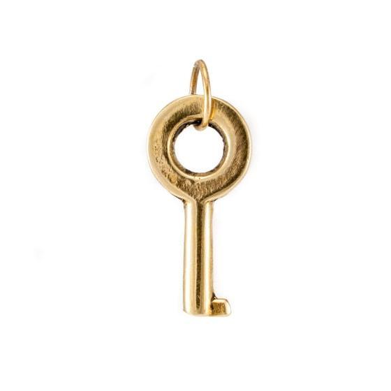 Авторские украшения Маленький ключ кулон kluch-kulon-min.jpg