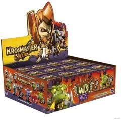 Дисплей Krosmaster Collection: Wild Realms (Season 5, 12 Blind boxes)
