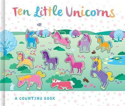 Kitab Ten Little Unicorns   Susie Linn