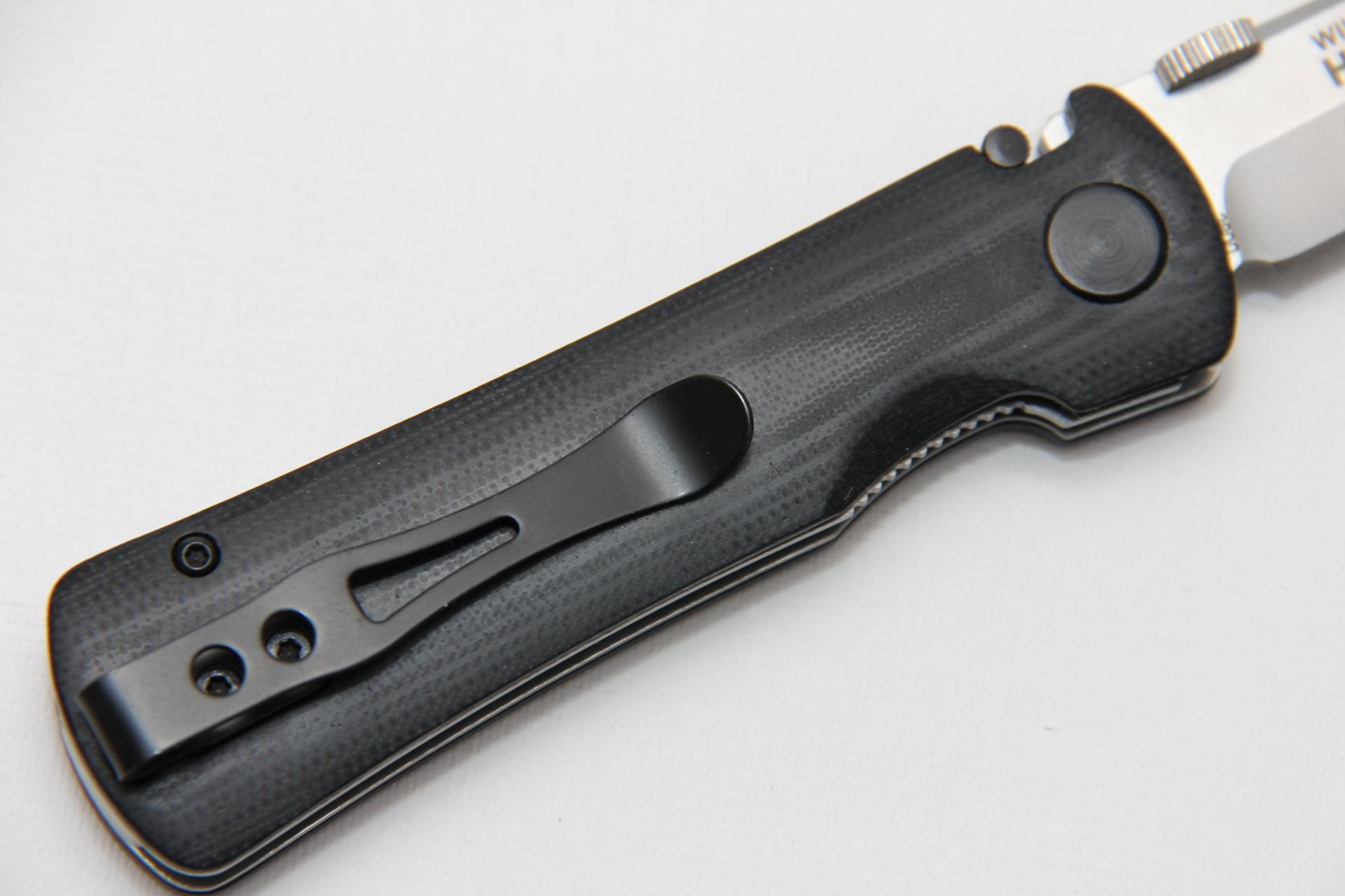 Нож CRKT 2900 Heiho Folder - фотография