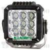 Прожектор светодиодный для ATV, 9х10W направленный свет