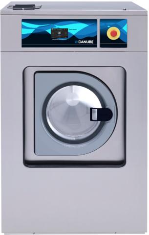 Высокоскоростная стирально-отжимная машина WED11E-ET