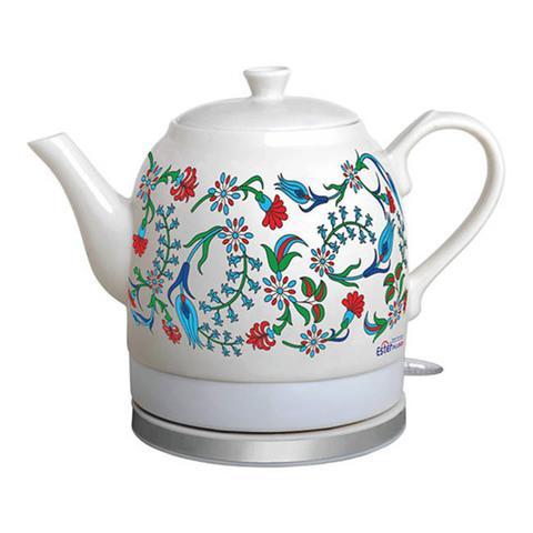Чайник электрический из керамики