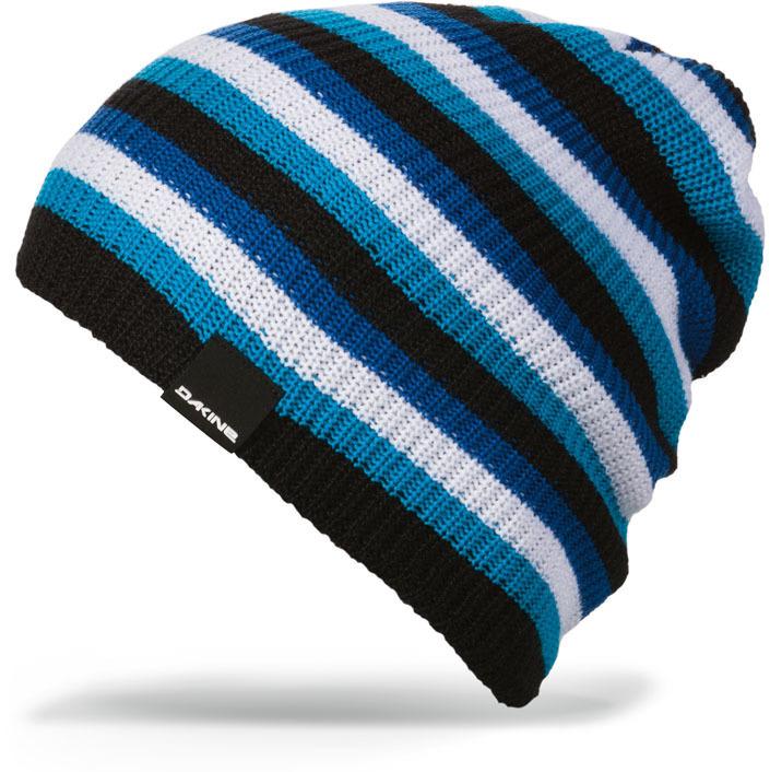 Длинные шапки Шапка Dakine Chase Blue/White CHASE_BWH_BLUE_-_WHITE.jpg