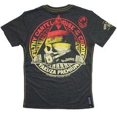 Футболка чёрная Yakuza Premium 2518