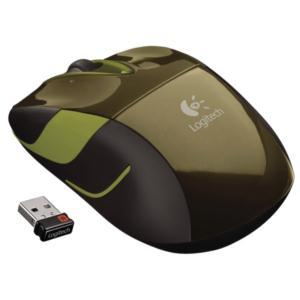 LOGITECH M525 Wireless Green