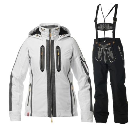 ALMRAUSCH MANNING-LOIS женский горнолыжный костюм