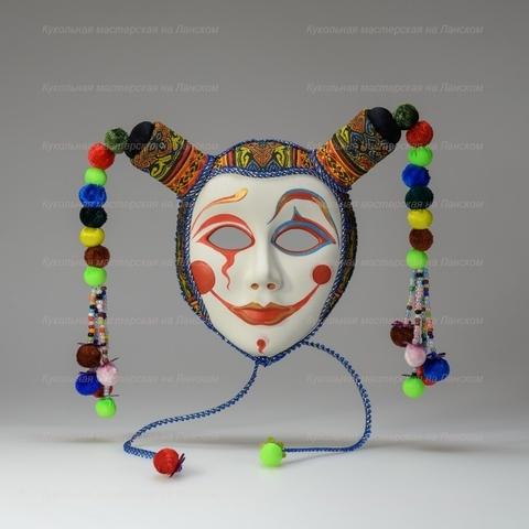 Буффон - интерьерная маска
