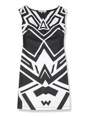 GDR005184 Платье женское, черное