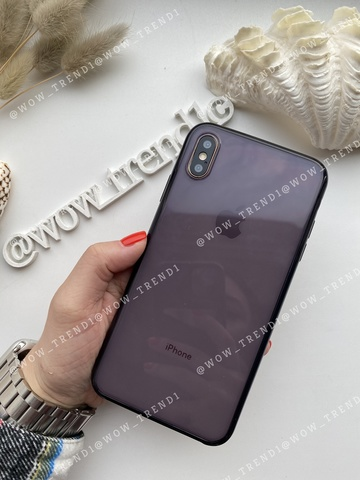 Чехол iPhone 11 Clear Case /black/