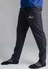Беговой костюм с капюшоном Nordski Run Vasilek-Black мужской с прямыми брюками
