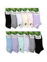 6733 Наташа носки женские 37-41 (12 шт.) цветные