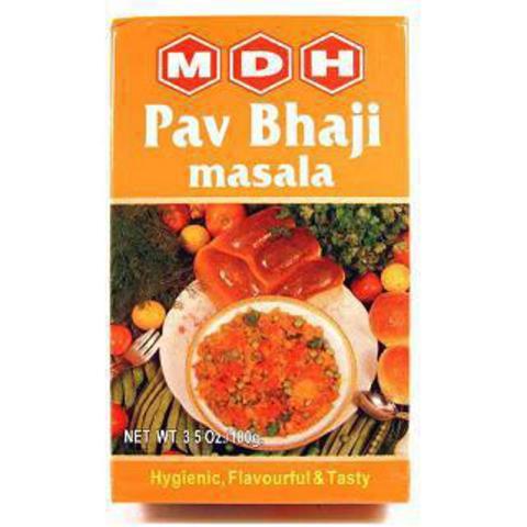 """""""Пав бхаджи"""" приправа для овощей MDH"""