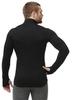 Комплект термобелья с шерстью Norveg Hunter Black мужской спина