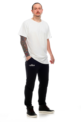 Футболка LeRen Long Basic White