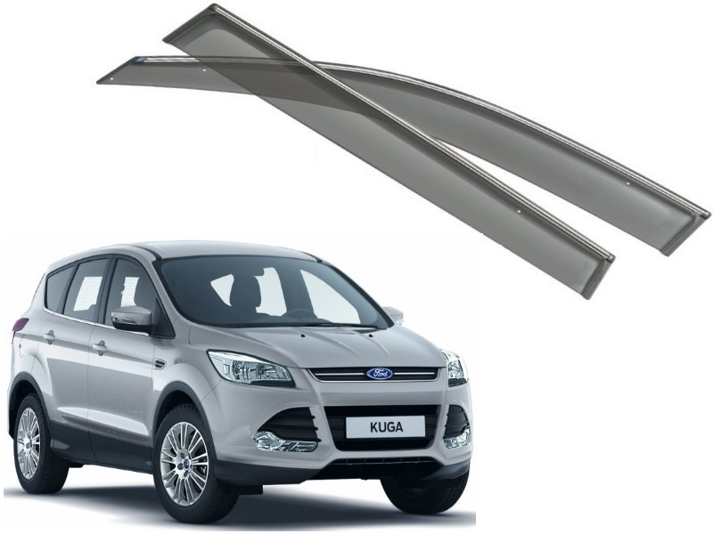 Дефлекторы боковых окон с хромированным молдингом, OEM Style OEM-Tuning 21993 для Ford Kuga 2017- motorcycle brake pads ceramic composite for triumph 800 tiger 2011 2014 front rear oem new high quality zpmoto