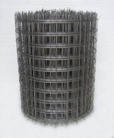 Сетка сварная 0,35х25 (Неоцинкованная)