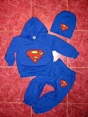 Детский спортивный костюм Супер мен