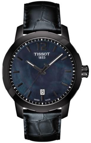 Купить Женские часы Tissot Quickster T095.410.36.127.00 по доступной цене