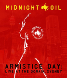 Midnight Oil / Armistice Day - Live At The Domain, Sydney (Blu-ray)
