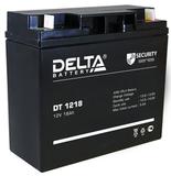 Аккумулятор Delta DT 1218 ( 12V 18Ah / 12В 18Ач ) - фотография