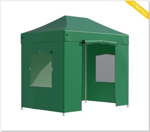 Шатер - палатка S6.4, 3x2м зеленый