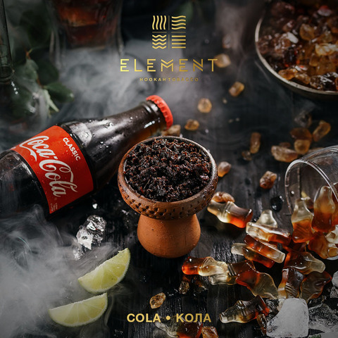 Табак Element Cola (Земля) 100 г