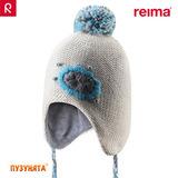 Шапочка Reima Hallava 518324-0100 white