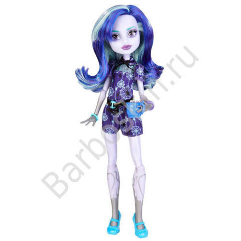 Кукла Monster High Твайла (Twyla) - Коффин Бин