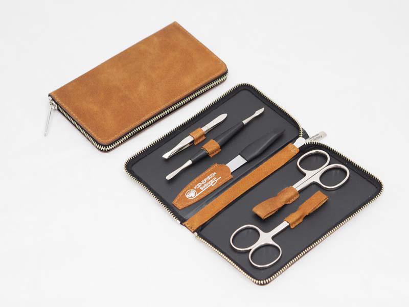 Маникюрный набор-брелок в футляре Solinger Dovo 606066