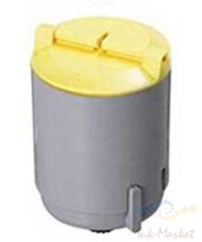 Картридж cовместимый CLP-300Y желтый для Samsung CLP300/CLX-2160, Xerox 6110 (106R01204) 1K yellow