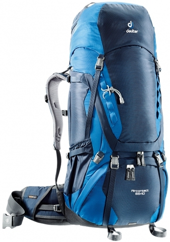 рюкзак туристический Deuter Aircontact 65+10