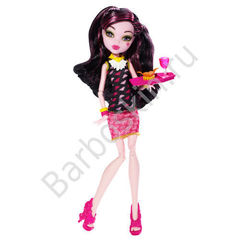 Кукла Monster High Дракулаура (Draculaura) - Крипатерия