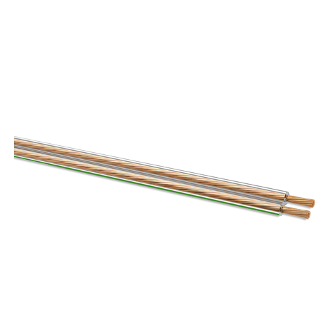 Oehlbach Speaker Wire SP7 2x0,75mm clear 30m, кабель акустический