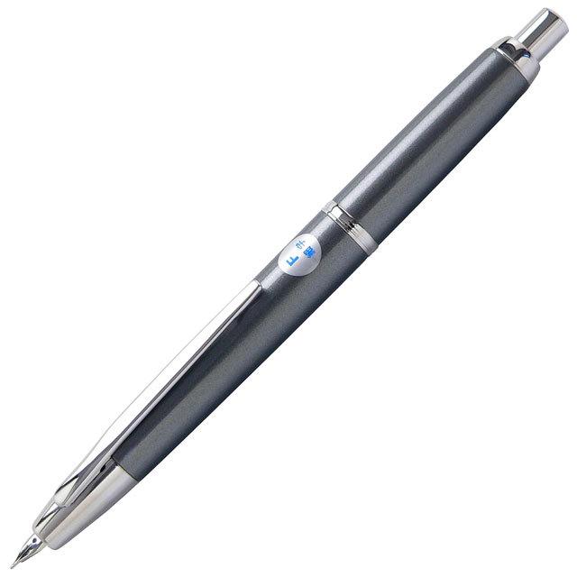 Перьевая ручка Pilot Capless Decimo (цвет: серый)