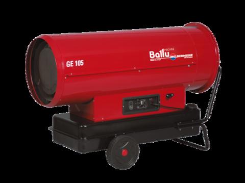 Теплогенератор мобильный дизельный Ballu-Biemmedue Arcotherm GE 105