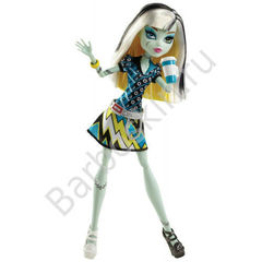 Кукла Monster High Фрэнки Штейн (Frankie Stein) - Коффин Бин