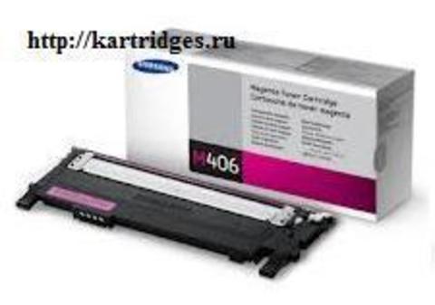Картридж Samsung CLT-M406S / SEE
