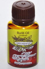 Косметическое масло БУРИТИ/ Buriti  Oil Unrefined / нерафинированное/ 20 ml