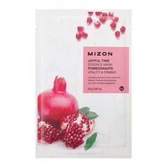 Mizon Joyful Time Essence Mask Pomegranate - Тканевая маска для лица с экстрактом граната